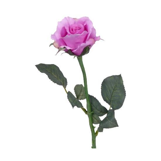 Alice kunst roos paars 58 cm
