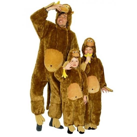Apen carnavalskostuum voor kids