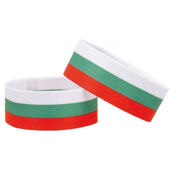 Bulgarije fan armbandje