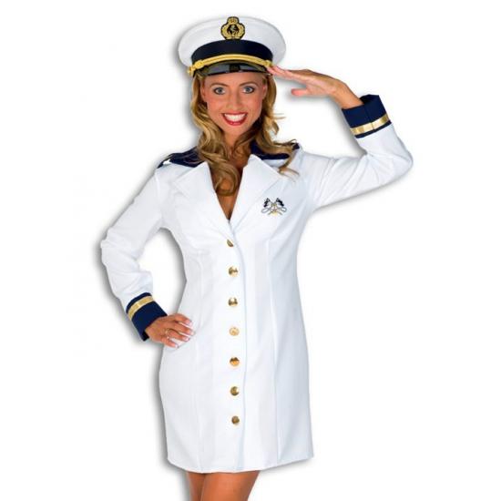 Carnaval Kapitein kostuum dames FopartikelenWinkel