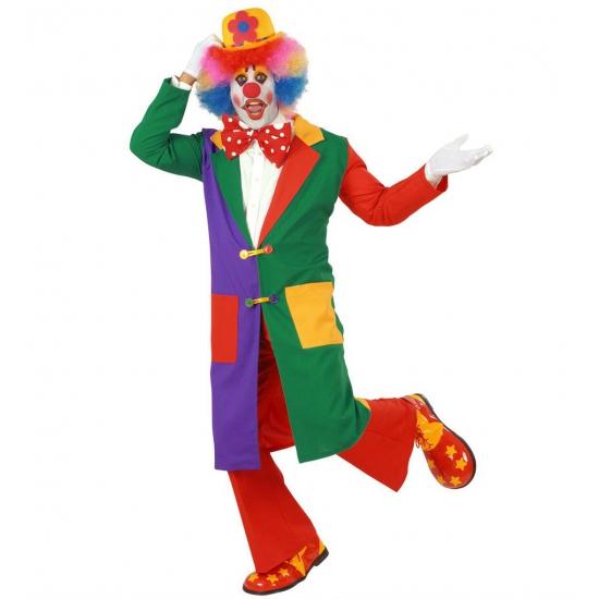 Circus kleding clowns jas