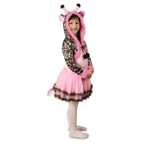 Dierenpak giraf meisjes verkleedkleding