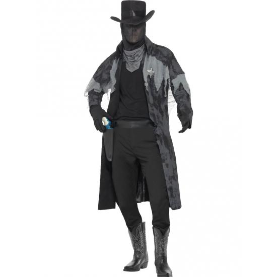 Geest cowboy kostuum voor heren Smiffy