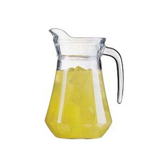Glazen waterkannen 1.6 lieter