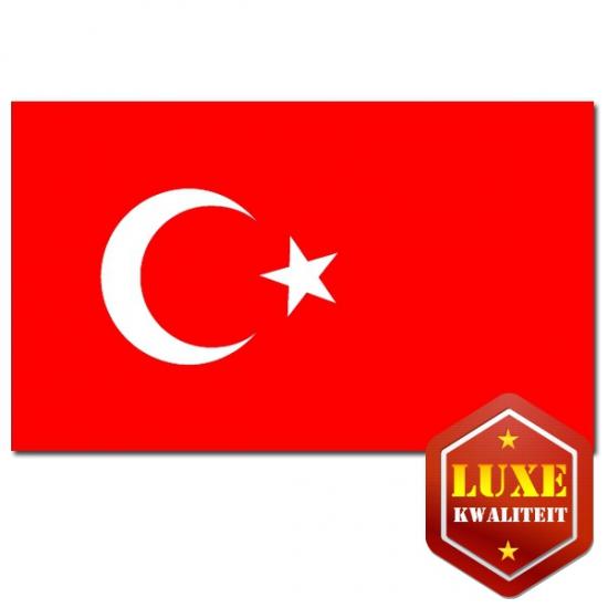 Goede vlaggen van Turkije