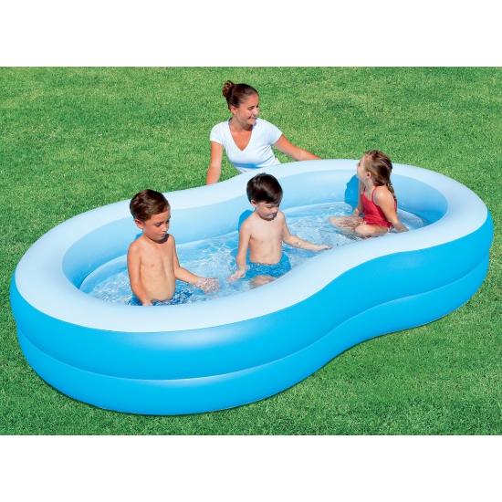 Groot zwembad opblaasbaar 262 cm FopartikelenWinkel