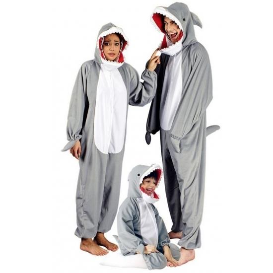 Haaien carnavalskostuum voor kids