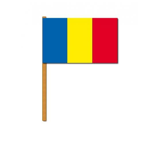 Handvlaggetje Roemenie