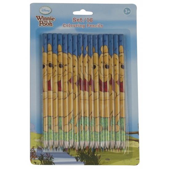 Kado voor meisjes Winnie de Pooh potloden
