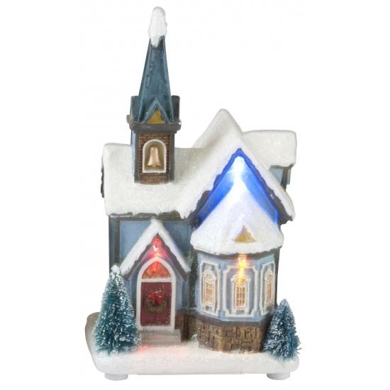 Kerk LED huisje