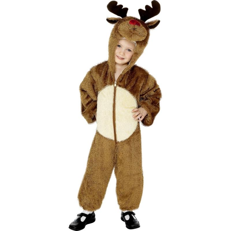 Kerst rendier kostuum voor kinderen