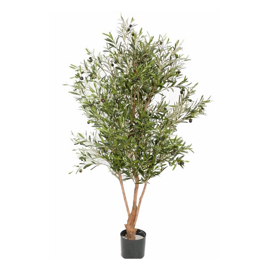 Kunst olijf boom met olijven 150 cm FopartikelenWinkel