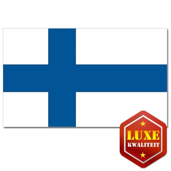 Landen vlaggen van Finland