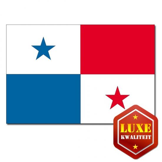 Landen vlaggen van Panama