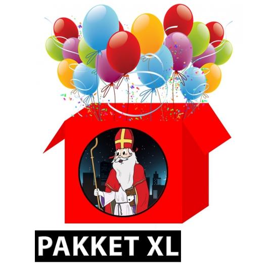 Mega Sinterklaas versiering pakket FopartikelenWinkel