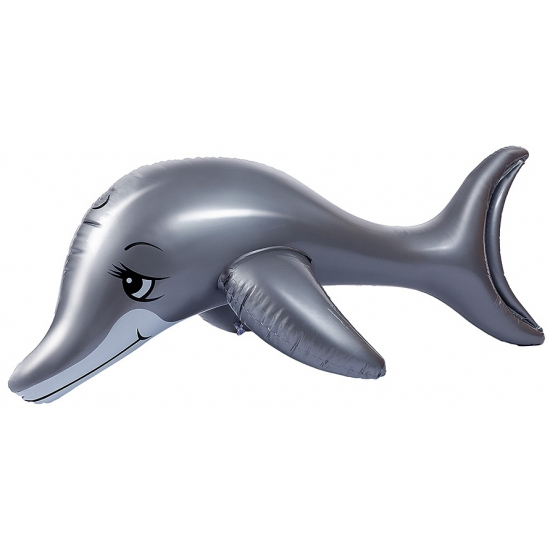 Opblaasbare dieren dolfijn 78 cm