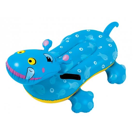 Opblaasbare nijlpaarden 104 cm