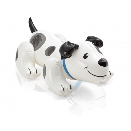 Opblaasbare puppy hond 108 cm