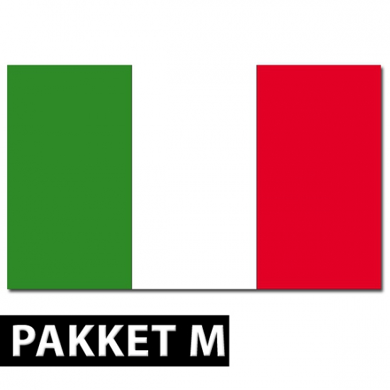 Pakket Italie feestartikelen