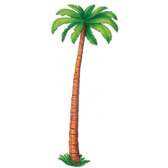 Palmboom met splitpennen