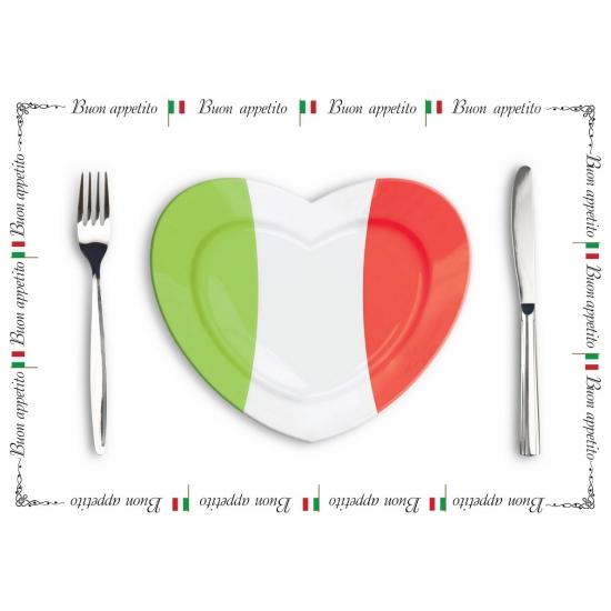 Restaurant placemats Italie 500 stuks FopartikelenWinkel