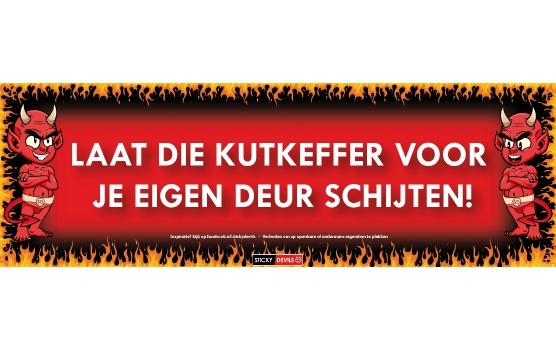 SD sticker Kutkeffer