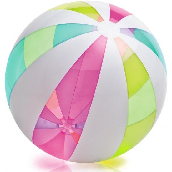 Speelgoed neon strandballen mega