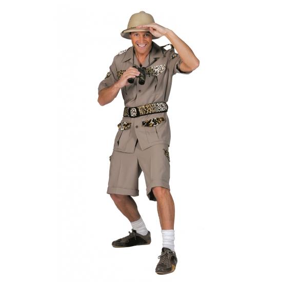Tropisch kostuum voor heren