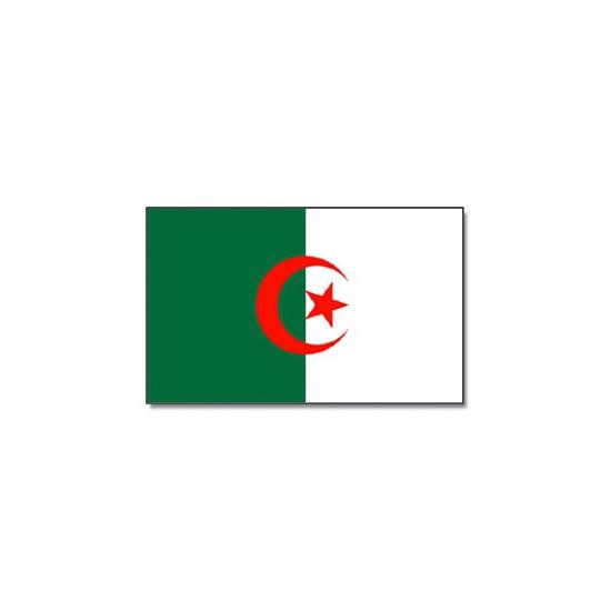 Vlaggen Algerije