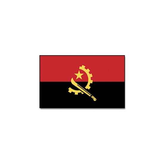 Vlaggen Angola