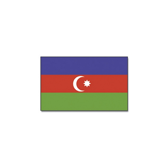 Vlaggen Azerbeidzjan