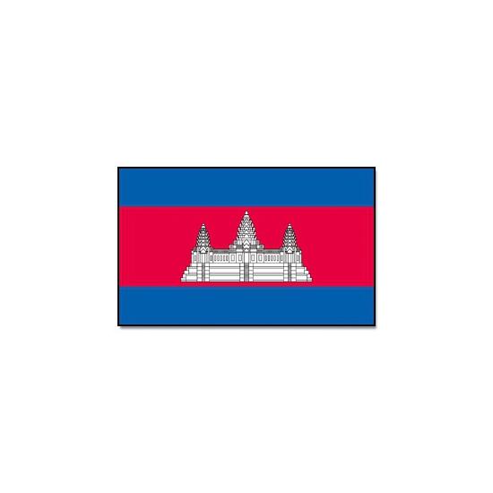 Vlaggen Cambodja