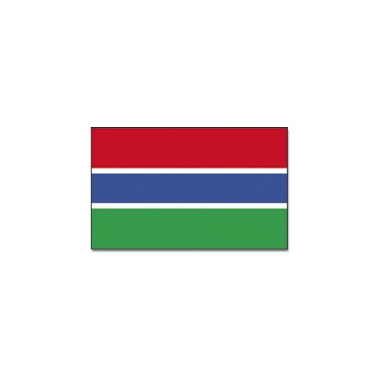 Vlaggen Gambia