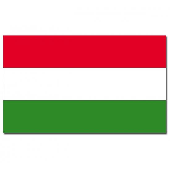 Vlaggen Hongarije