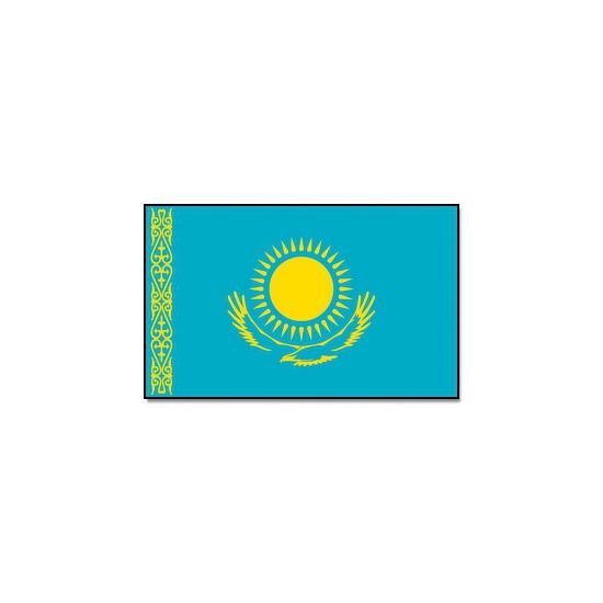 Vlaggen Kazachstan