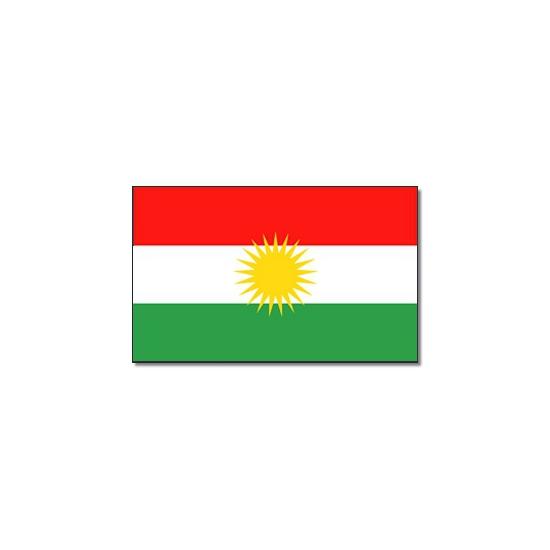 Vlaggen Koerdistan