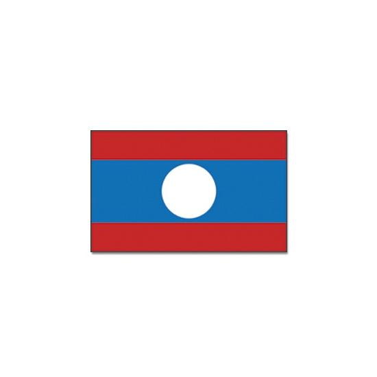Vlaggen Laos