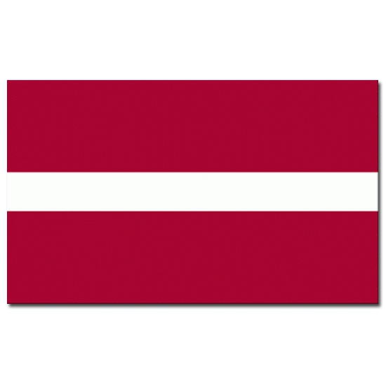 Vlaggen Letland