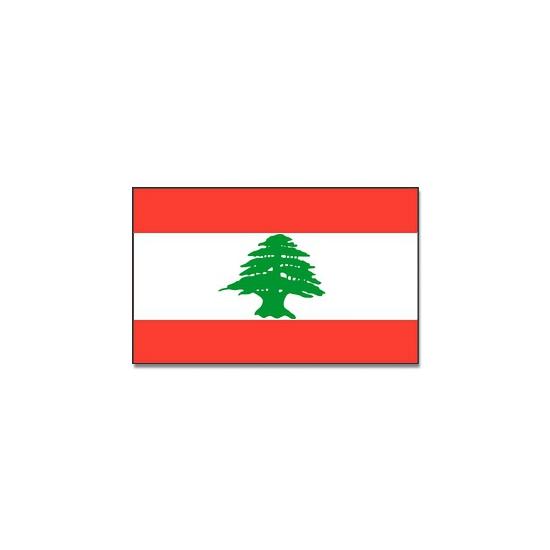 Vlaggen Libanon