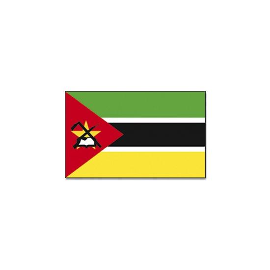 Vlaggen Mozambique