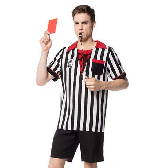 Voetbal outfit scheidsrechter FopartikelenWinkel