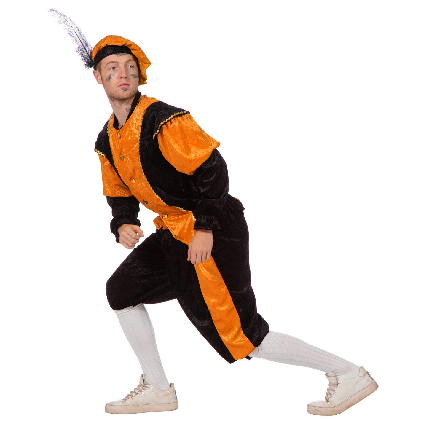 Zwarte Pieten kostuum FopartikelenWinkel