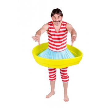 Zwembad carnavals kostuum FopartikelenWinkel