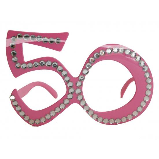 50 jaar feestbril