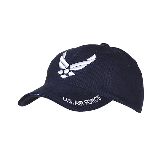 Baseball cap US air force