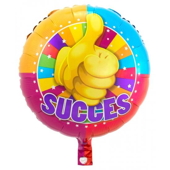 Dikke duim omhoog folie ballon
