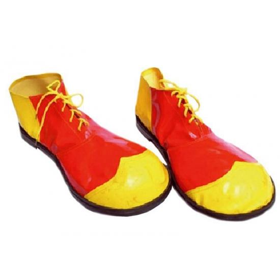 Grote clowns schoenen volwassenen