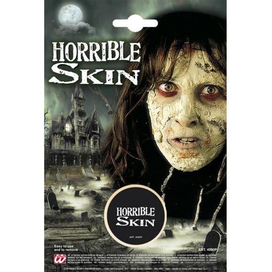 Horror huid make-up