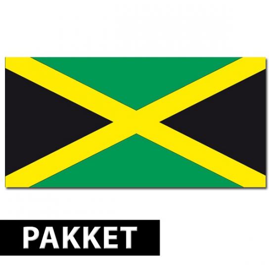 Jamaica thema pakket