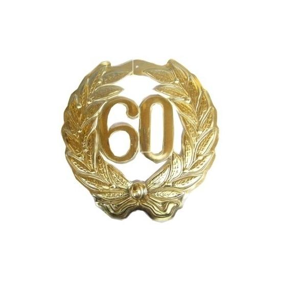 Jubileum krans 60 jaar goud